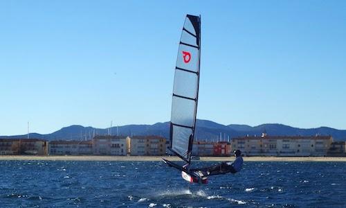 Prestation coaching régate SKX Yachting