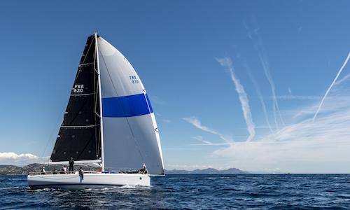 Prestation préparation régate SKX Yachting