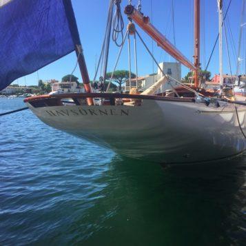 rénovation voilier