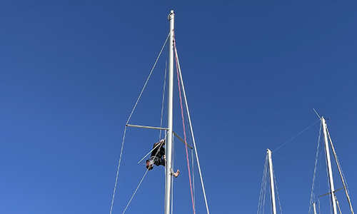 Prestation préparation bateaux neufs SKX Yachting