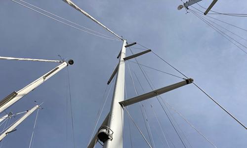 Prestation gréement SKX Yachting